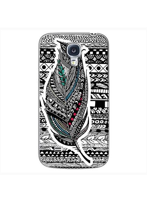 People's Cover Samsung S4 Mini Kabartmalı Telefon Kılıfı Renkli